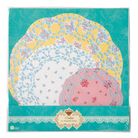 Truly Scrumptious 3 Design Doilies - Pack of 24