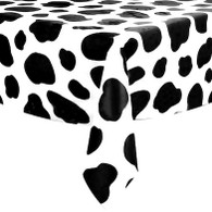 Farm Cow Plastic Table Covers