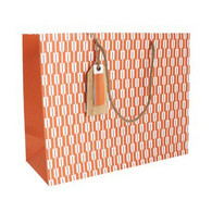 hiPP Habitat Tangelo Large Gift Bag with Matching Tag