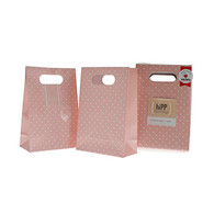 hiPP Sweet Pink Treat Bag & Seal Set - Pack of 12