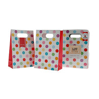 hiPP Carnival Dot Treat Bag & Seal Set - Pack of 12