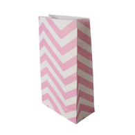 Robert Gordon Pink Zig Zag Treat Bags - Pack of 12
