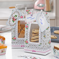 Frills & Frosting Cookie Bag Kit - Pack of 12