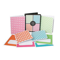 hiPP Habitat Mix Notecard & Envelope Set - Pack of 8