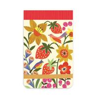 Galison Mini Journal - Berry Field