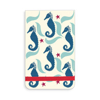 Galison Mini Journal - Seahorse