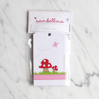 Sambellina Garden Gift Tags - Pack of 12