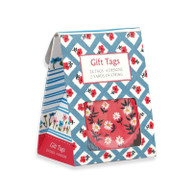 Galison V&A Gift Tags - Pack of 24
