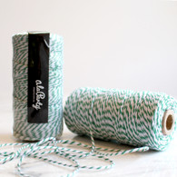 Forest Green Bakers' Twine 100m Spool