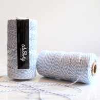 Baby Blue Bakers' Twine 100m Spool