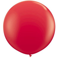 "36"" Giant Balloon Red"