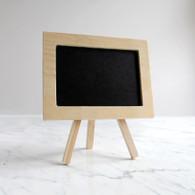 Mini Blackboard Tripod Stand