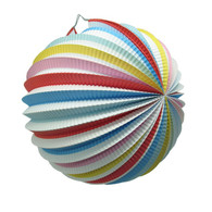 Robert Gordon Carnival Stripe Lantern 22cm