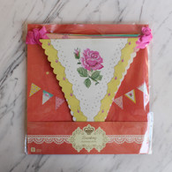 Talking Tables Truly Scrumptious Vintage Bunting