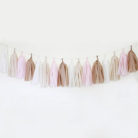 DIY Tassel Garland Kit - Blushing