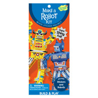 Peaceable Kingdom Quick Sticker Kit - Make a Robot