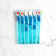 Blue Bubbles & Wands - Pack of 6