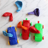 Balloon Car - Pack of 3