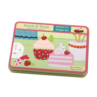 Mudpuppy Magnetic Design Set Sweets