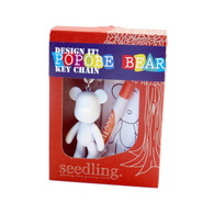 Seedling Design It! Popobe Bear Key Chain