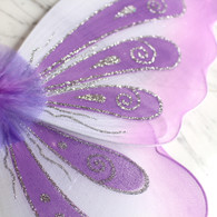 Butterfly Wings, Purple