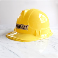 Construction Yellow Safety Hat