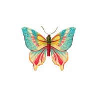Tattly Body Tattoo Butterfly 2 - Pack of 2