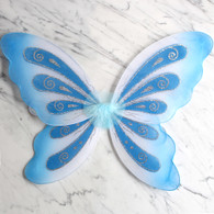 Butterfly Wings, Blue
