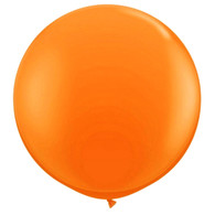 "36"" Giant Balloon Orange"