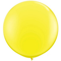 "36"" Giant Balloon Yellow"