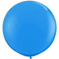 "36"" Giant Balloon Mid Blue"