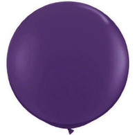 "36"" Giant Balloon Purple"