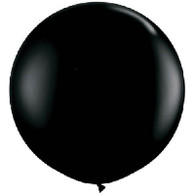 "36"" Giant Balloon Black"