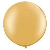 "36"" Giant Balloon Metallic Gold"