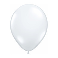 "Qualatex Latex Balloon 11"", Diamond Clear - Pack of 10"