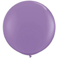 "36"" Giant Balloon Spring Lilac"