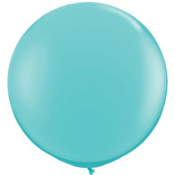 "36"" Giant Balloon Caribbean Blue"