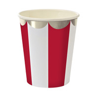 Meri Meri Toot Sweet Red Cups - Pack of 8