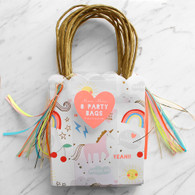Meri Meri Toot Sweet Unicorn Party Bags - Pack of 8