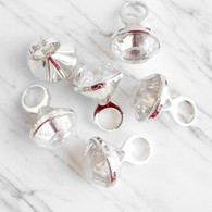 Diamond Rings - Pack of 6