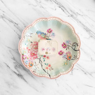 Talking Tables Truly Romantic Dainty Plates, 3 Designs - Pack of 12