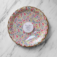 Meri Meri Liberty Flower Assorted Cake Plates - Pack of 8