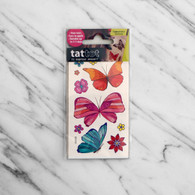 Tattot Butterfly Temporary Body Tattoo