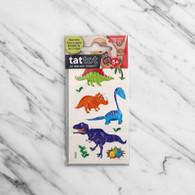 Tattot Dinosaurs Temporary Body Tattoo