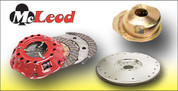 "McLeod RST 11"" Street Twin Disc 10 Spline Clutch Kit (Mid 01-2010 Mustang GT 99-04 Cobra Mach-1 )-1"