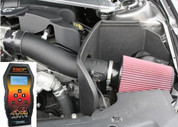 11-14 V6 3.7 JLT Cold Air Intake & SCT Tuner Power Pack Combo