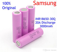 18650 Samsung 3000mAh Flat Top-single