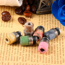 5/10 Wood Grain Drip Tip