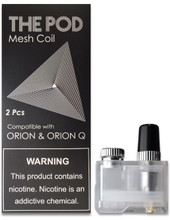 Orion Mesh Pods