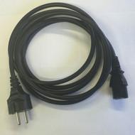 Line Cord, European, UK Plug